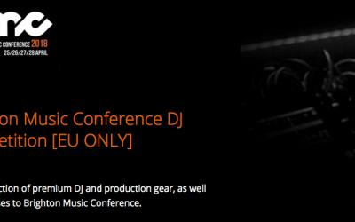 Enter our Mixcloud competition & win a collection of a premium DJ & Production kit & more…